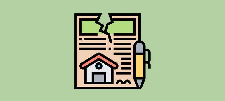 Как расторгнуть договор на покупку квартиры